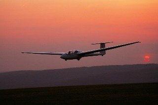 sailplane flying